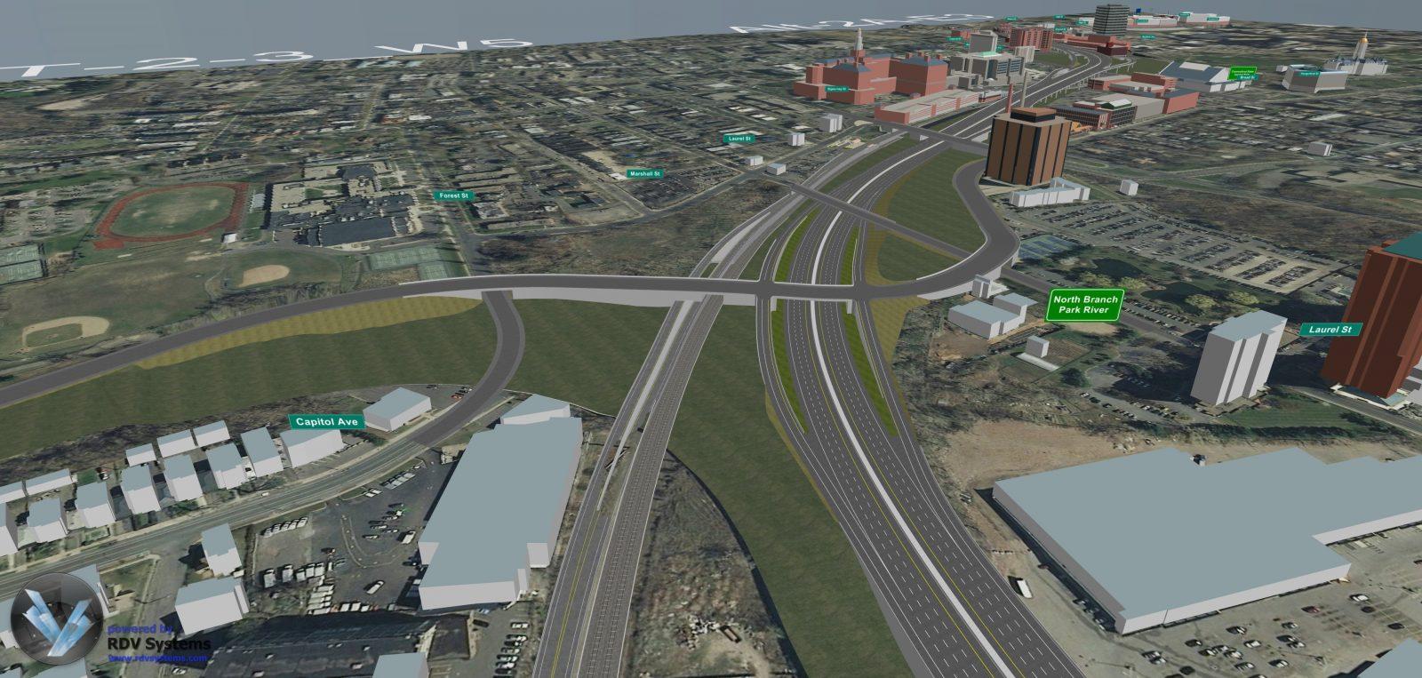 RDV Systems - I-84 Hartford W4