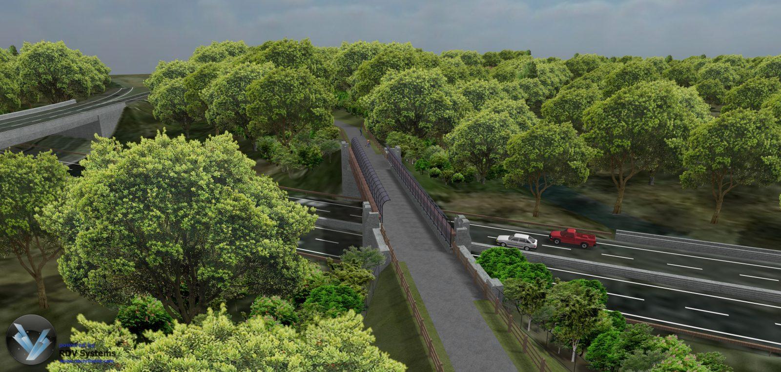 RDV Systems - Pequonnock River Trail 3