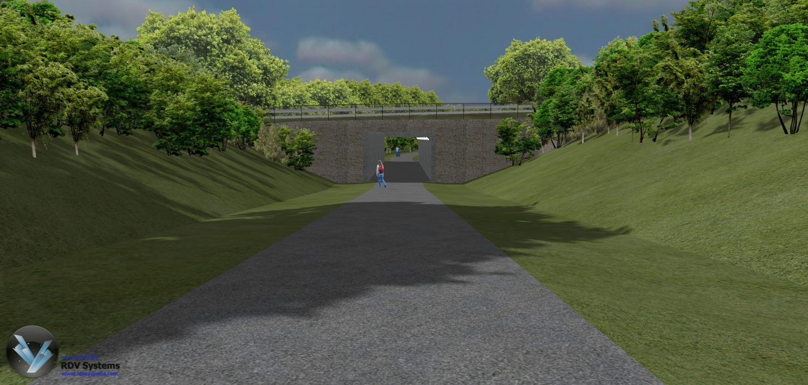 RDV Systems - Pequonnock River Trail 4