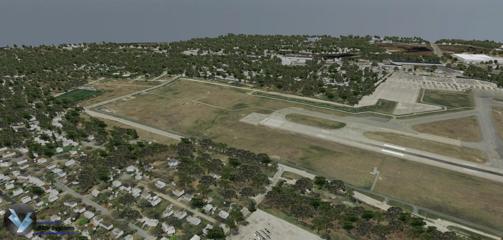 RDV Systems - TF Green Airport 1