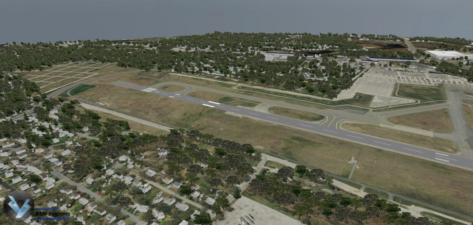 RDV Systems - TF Green Airport 2