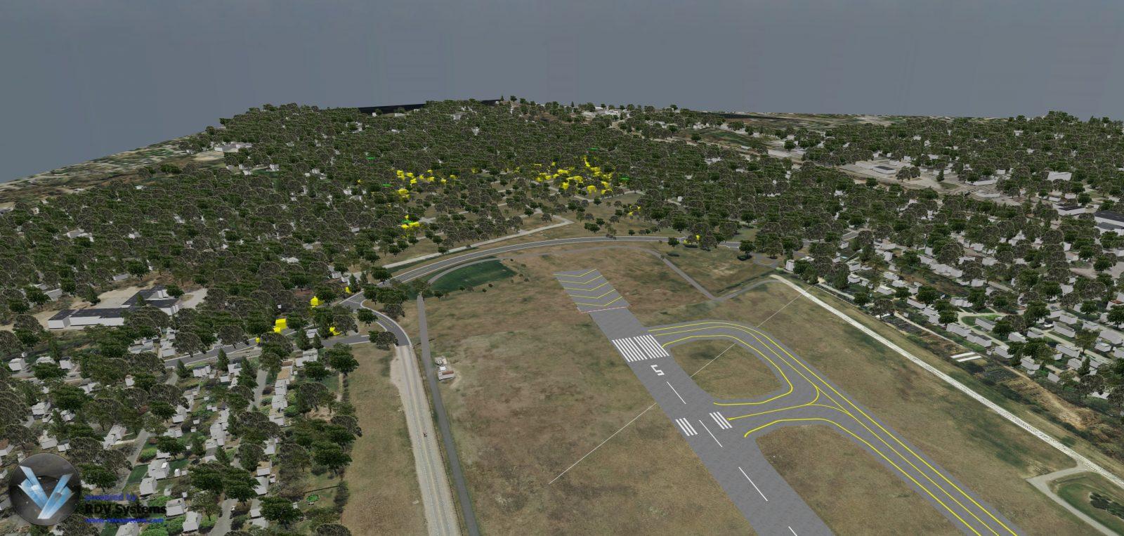 RDV Systems - TF Green Airport 3