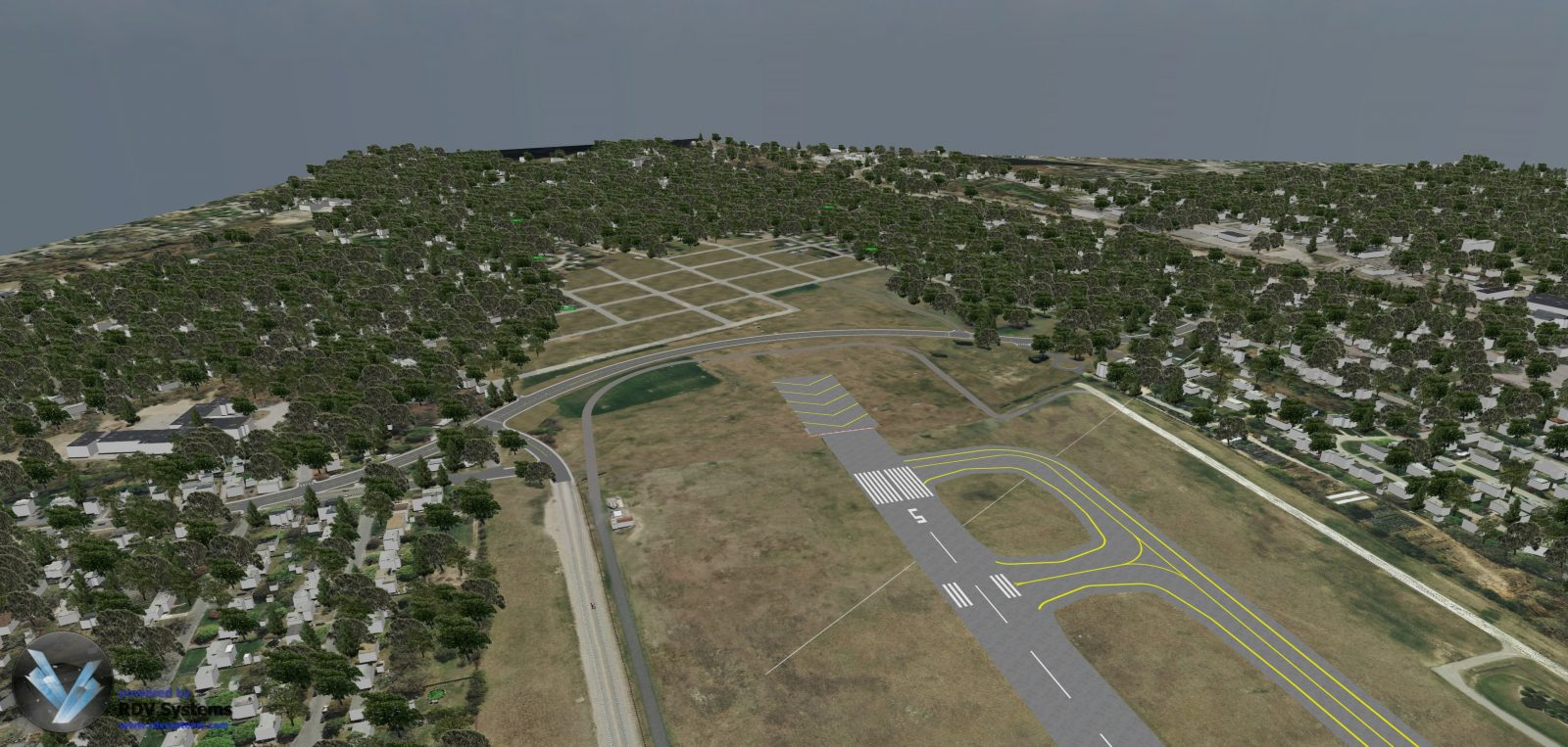 RDV Systems - TF Green Airport 4