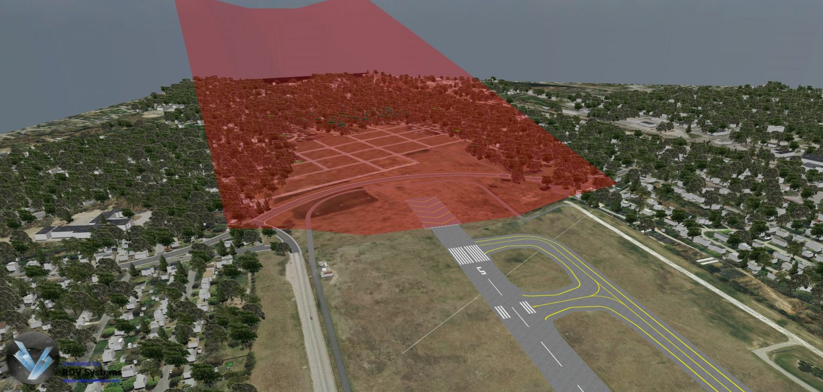 RDV Systems - TF Green Airport 6