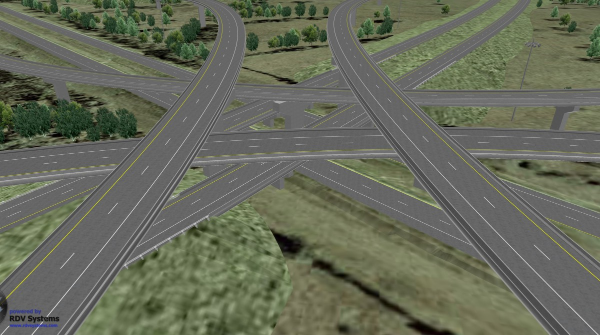RDV Systems - I-65 Interchange 2