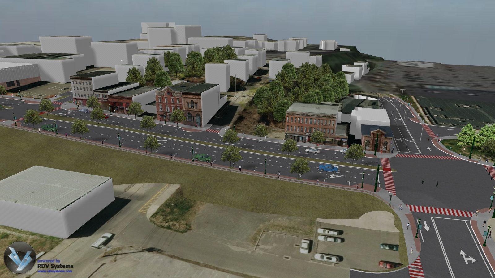 RDV Systems - Derby Main Street 1