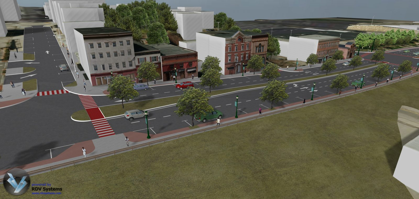 RDV Systems - Derby Main Street 3