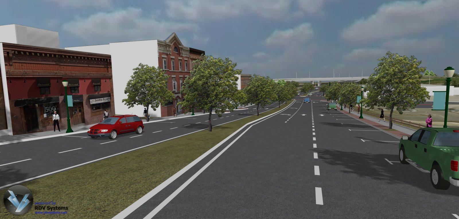 RDV Systems - Derby Main Street 4