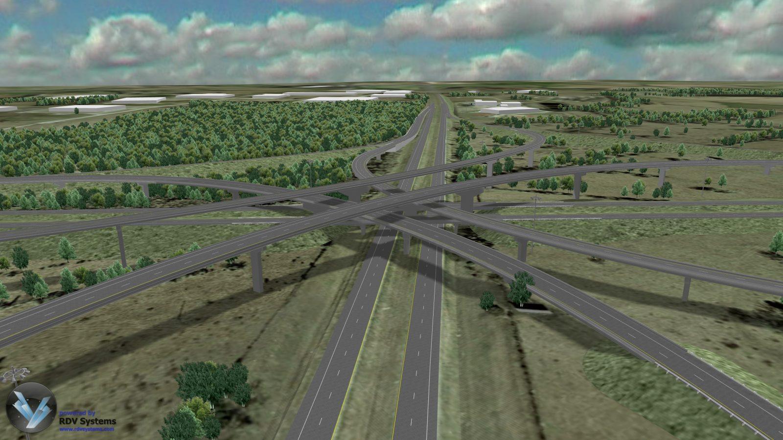 RDV Systems - I-65 Interchange 1
