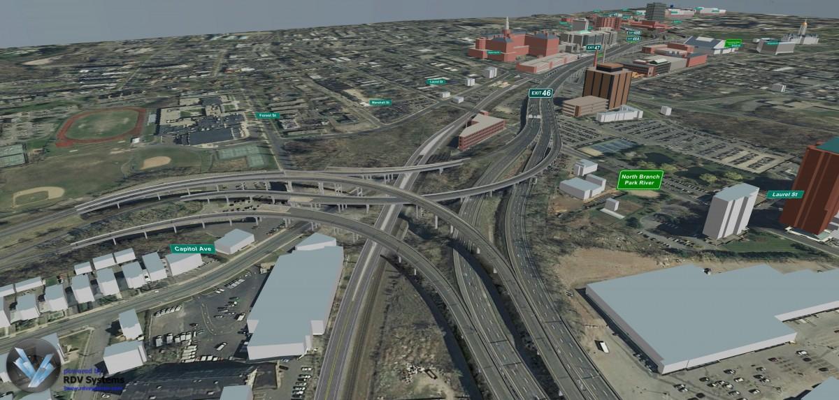 RDV Systems - I-84 Hartford W1