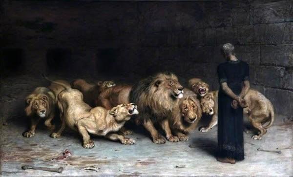 RDV's Blog | To be Misunderstood Can be Risky Business | Daniel in the lion's den | RDV Systems
