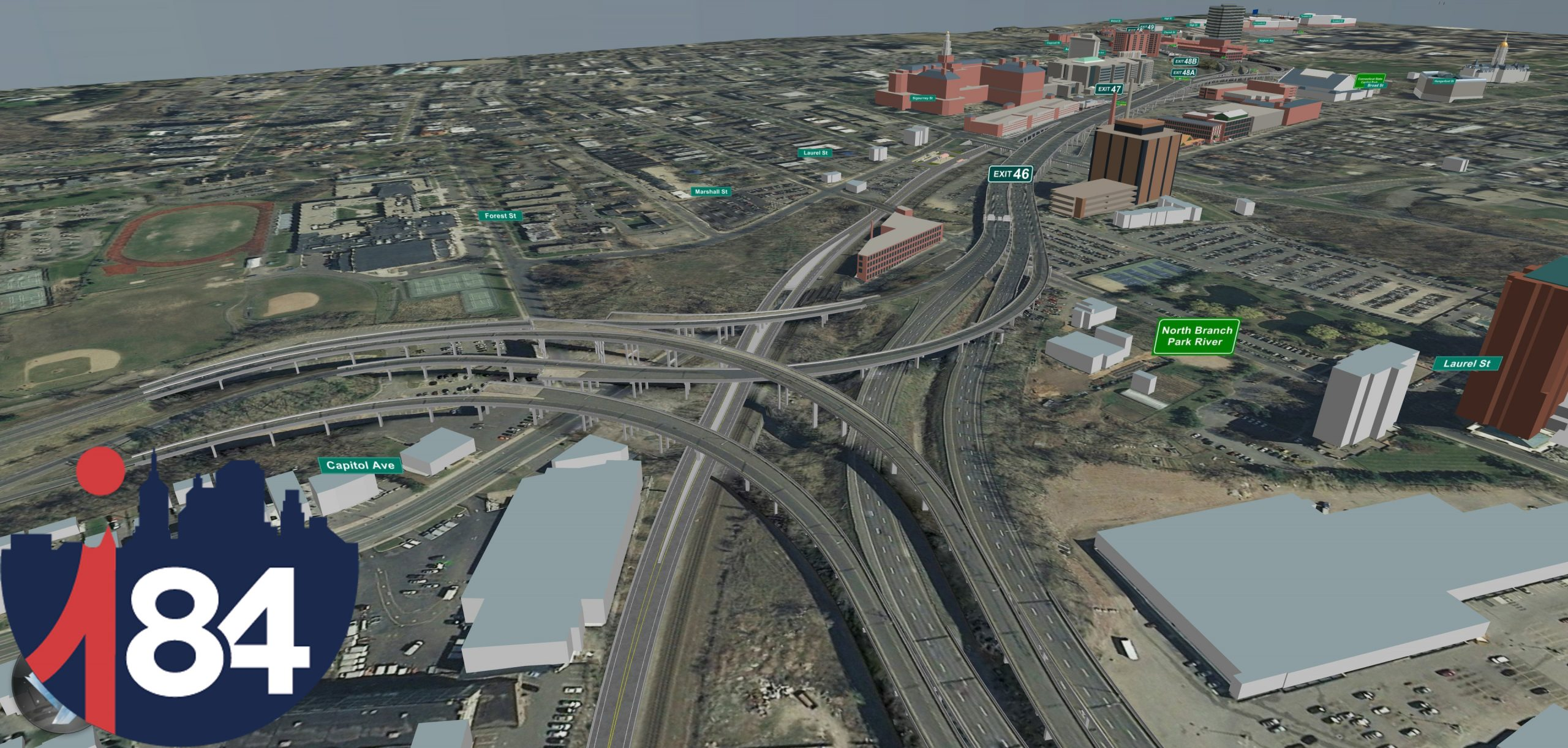 How Visualization Shows What Can't be Seen | I-84 Hartford Project | RDV Systems