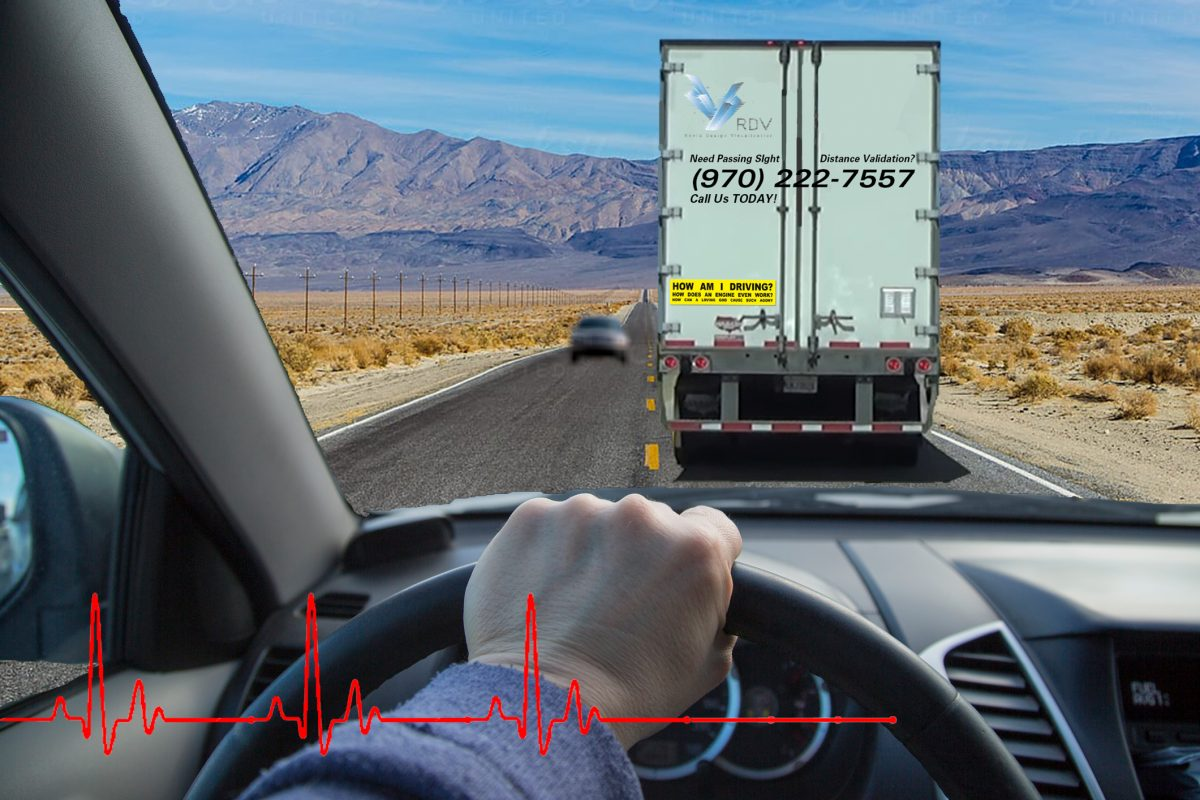 passing a truck