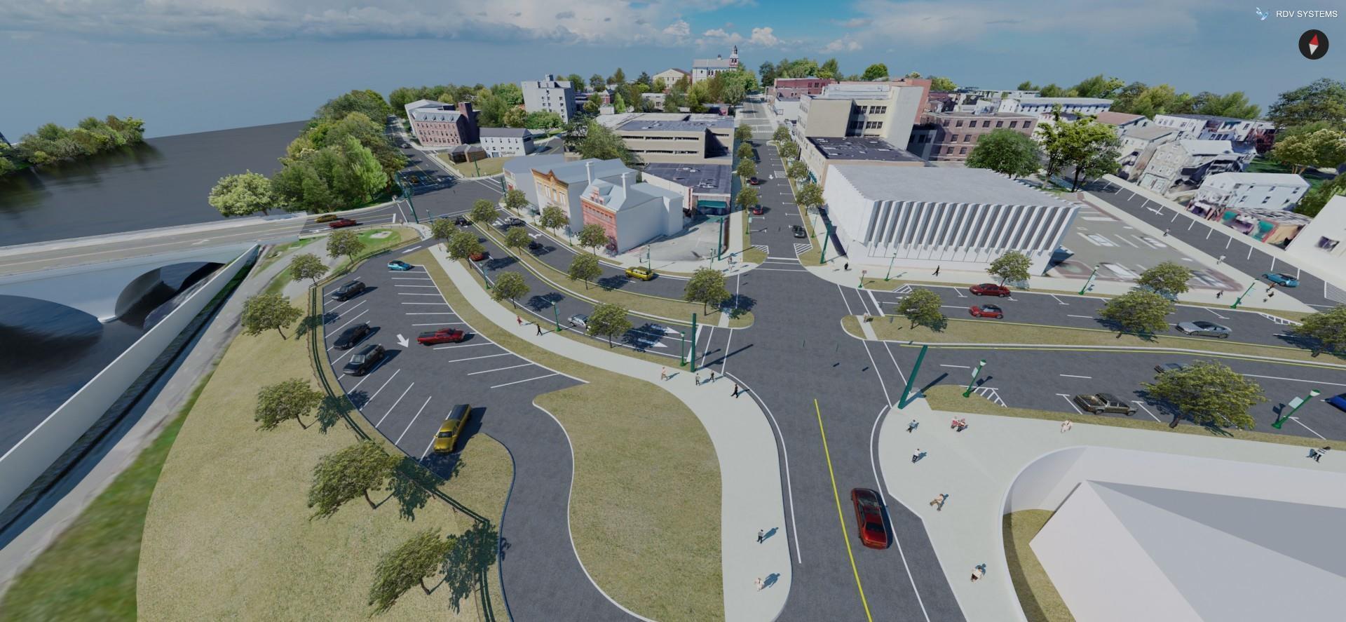 Derby, CT | 3D Visualization | RDV Systems
