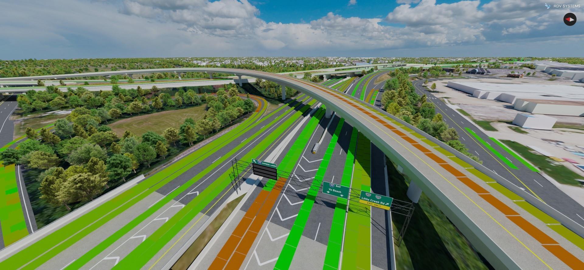 Hampton Roads RSA 3D Design   RDV Systems