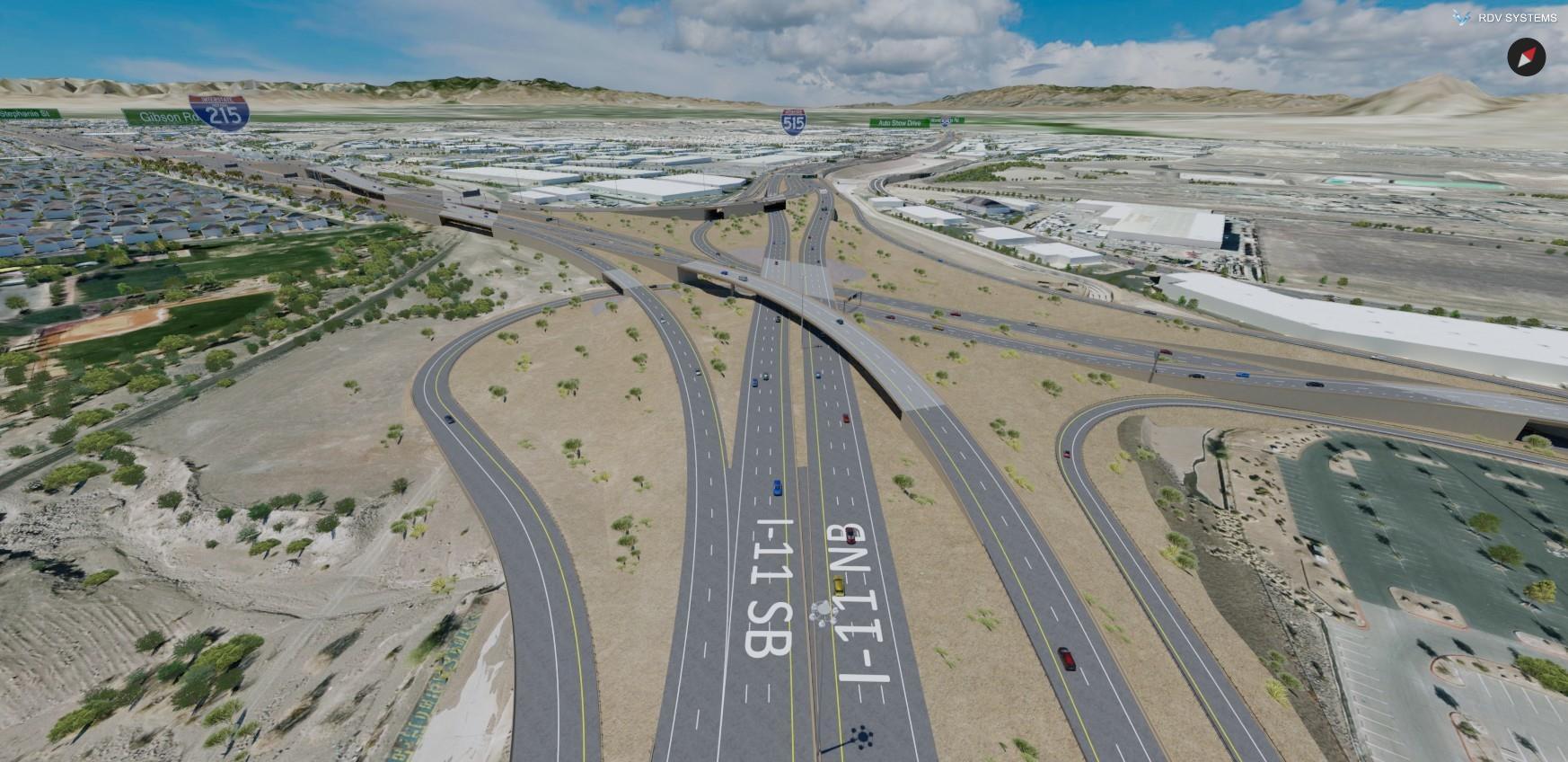 Henderson, NV Project Overview | Innovative Visualization | RDV Systems
